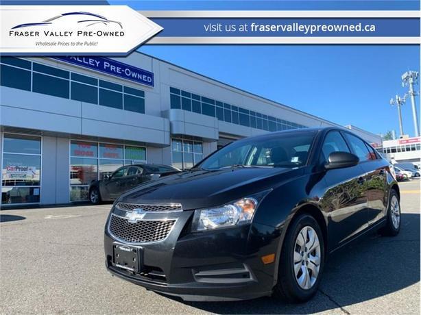 2014 Chevrolet Cruze 1LS  - $68 B/W