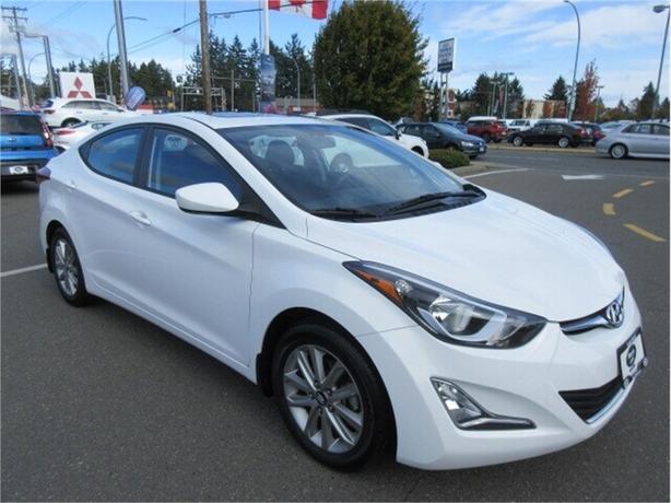 2016 Hyundai Elantra Sport Low Kilometers Warranty