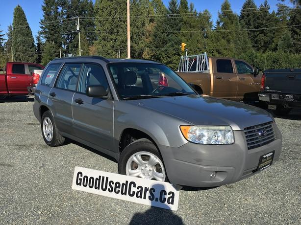 2006 Subaru Forester AWD - Only 144,000 KM!