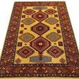 """Handmade Traditional Afghan Area Rug 5'11"""" x 4'0"""""""