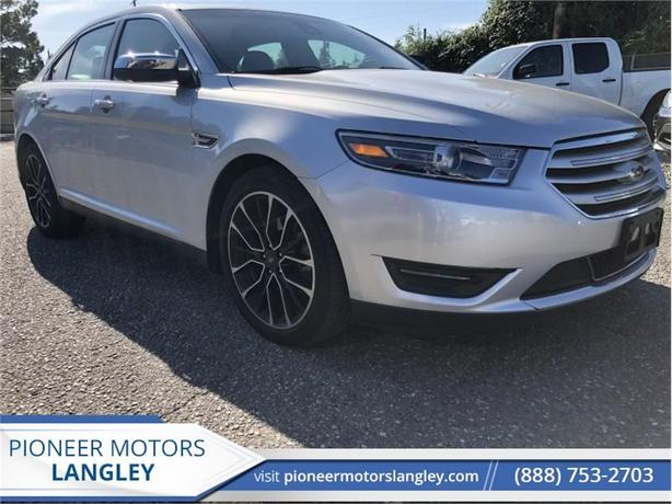 2017 Ford Taurus Limited  - $155 B/W