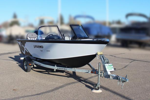 2016 Legend X18 w/ Mercury 115Hp FourStroke