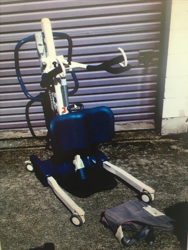 Invacare Mobility Patient Lifting Device