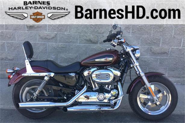 2015 Harley-Davidson® XL1200C - Sportster® 1200 Custom