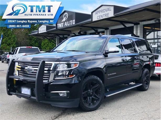 2017 Chevrolet Suburban Premier  - Navigation - $464 B/W