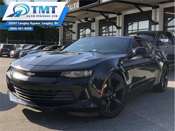 2017 Chevrolet Camaro 1LT  - Bluetooth - $235 B/W