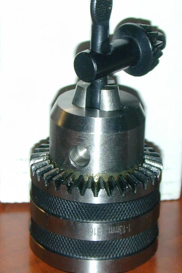 "NEW Precision Drill Chuck 1/64"" to 1/2"" (1mm-13mm)"
