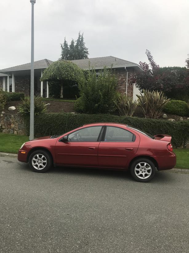 $1500 - 2003 Dodge SX2.0