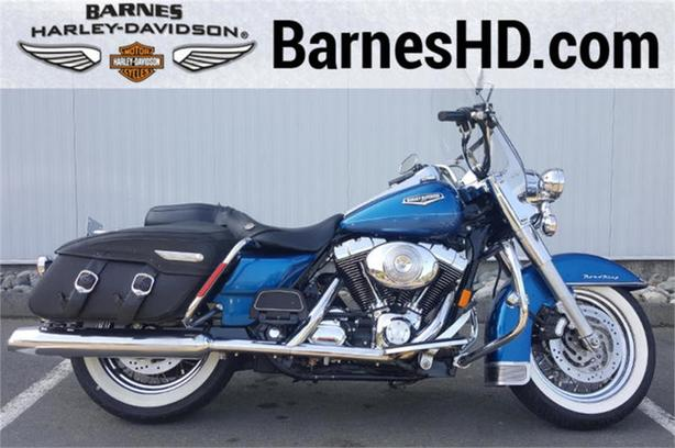 2005 Harley-Davidson® FLHRCI - Road King® Classic