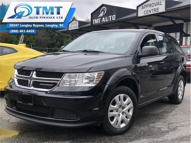 2016 Dodge Journey CVP Canada Value Package  - $107 B/W