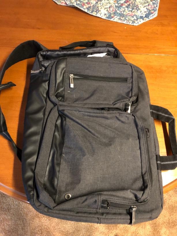 Solo laptop bag