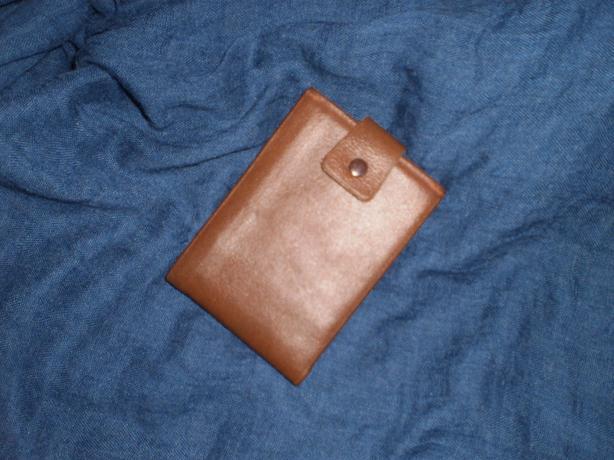 Vintage Leather Ferree Wallet