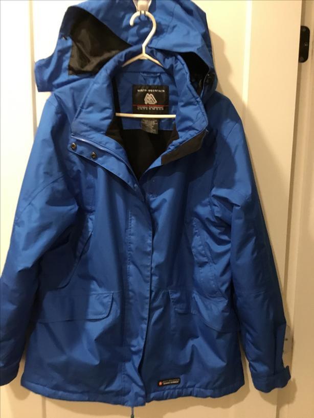 Like new winter jacket
