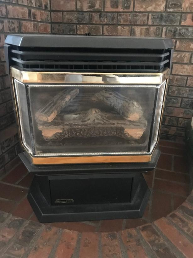 Envirogas Natural Gas Fireplace