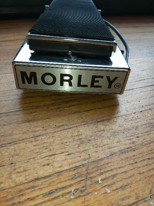 Morley Pedal