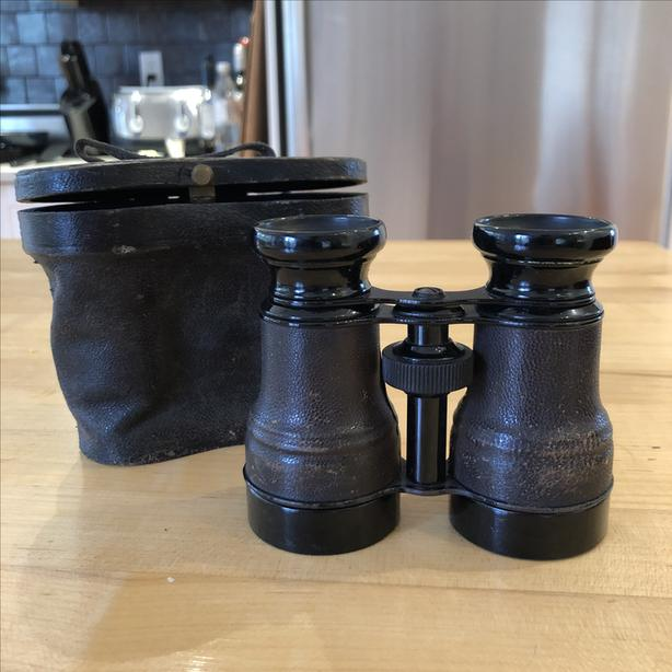 1906 World War I Binoculars 812X