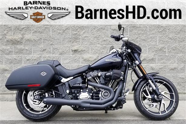 2019 Harley-Davidson® FLSB - Softail® Sport Glide®