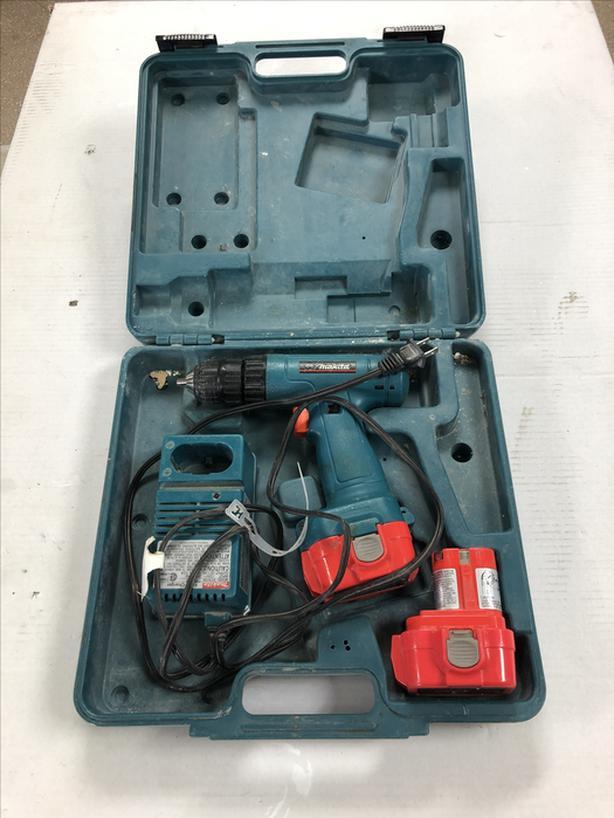 Makita 14.5V Drill kit