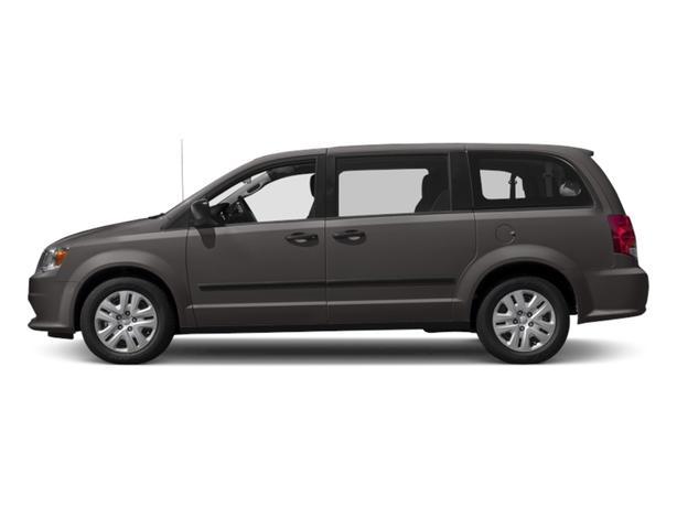 2018 Dodge Grand Caravan Crew Plus  - Leather Seats
