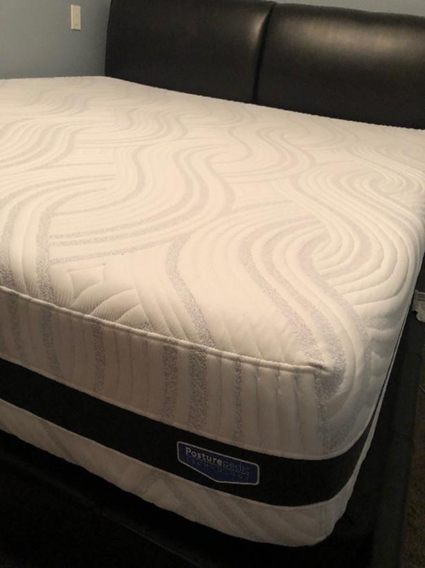 king size memory foam