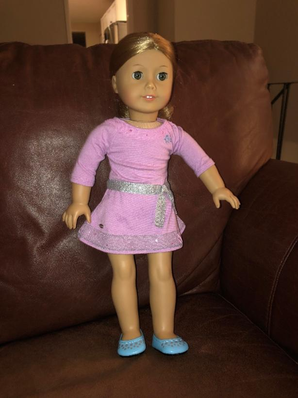 American girl doll & clothes & accessories
