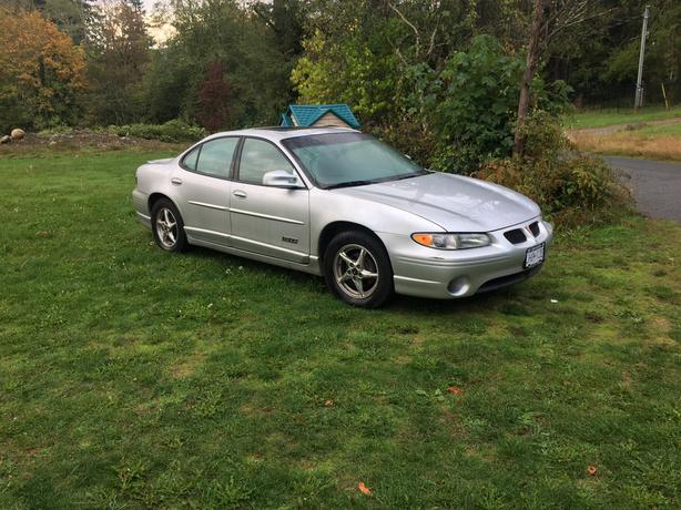 2003  supercharged Grand Prix 500!! OBO need out my way