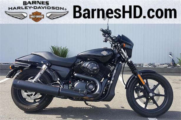 2015 Harley-Davidson® XG500 - Street™ 500