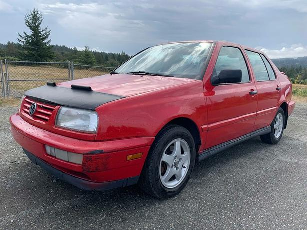1998 VW Jetta GT