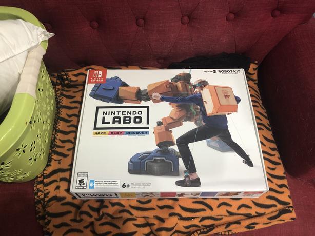 Nintendo Labo 50$