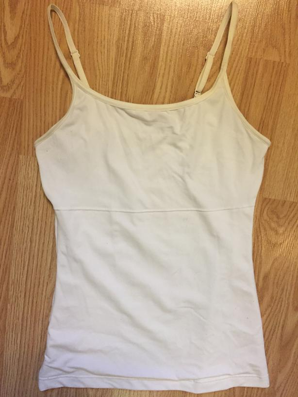shapewear tank top Womens M-L