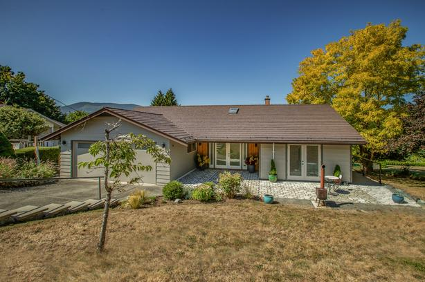 Stunning Cowichan Station Home for Sale