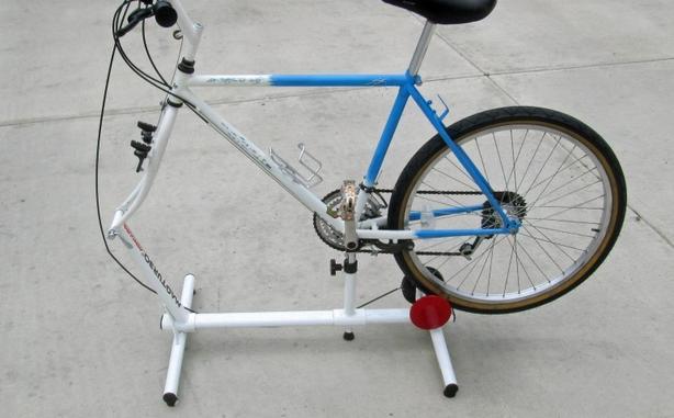 Bicycle Trainer ~ Minoura Electromagnet