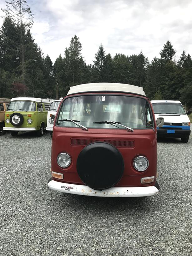 1971 VW Westfalia BOOK YOUR RESTORATION NOW, BE TRAVEL READY FOR SPRING 2020