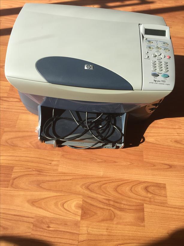 5-In-1 Printer - HP Psc 950