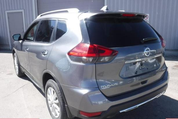 2017 Nissan Rogue SV AWD Factory PT Warranty - $20222