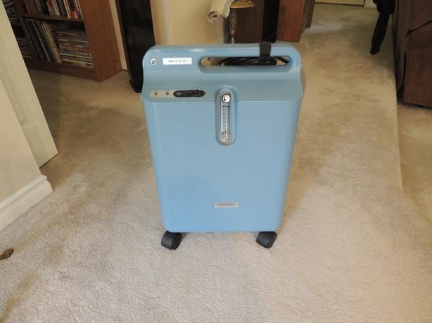 EverFlo Q Oxygen Concentrator