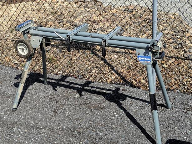 King Canada Miter Saw Stand
