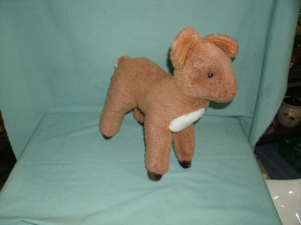 1987 GUND - Bambi Little Deer vintage plush Toy