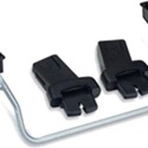 Bob stroller adapter for Maxi cosi/Nuna/Cybex infant car seats