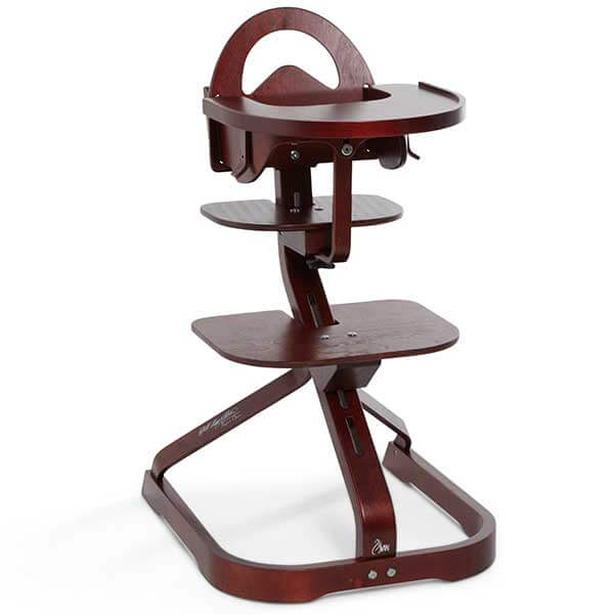 World's most versatile Wooden High Chair with two cushion sets