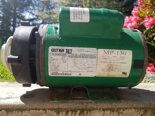 WANTED: Hot tub motor and or pump