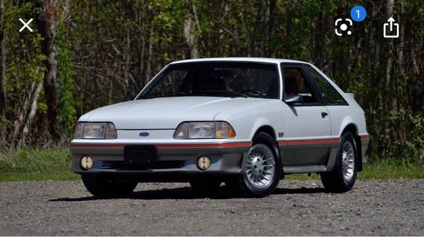 WANTED: WANTED: 87-93 Ford Mustang 5.0