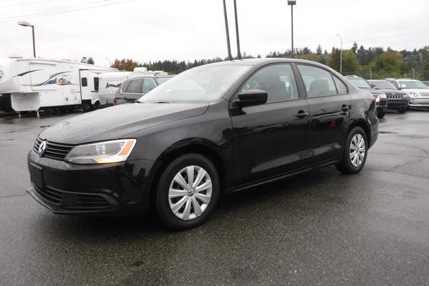 2014 Volkswagen Jetta 5 speed