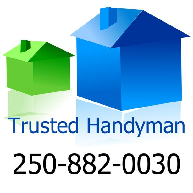 Life is Busy!....Let Trusted Handyman give you a hand! - Westshore Victoria