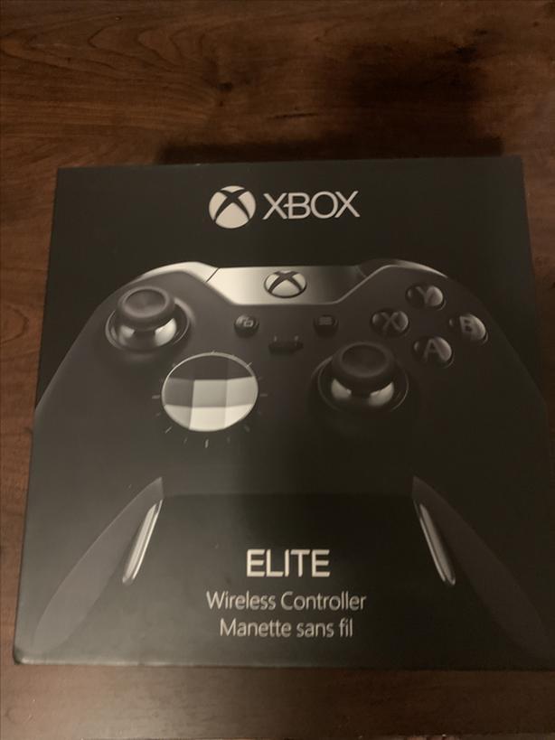 Xbox elite controller