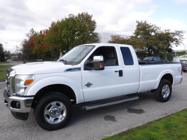 2011 Ford F-250 SD SuperCab Diesel Long Box 4WD