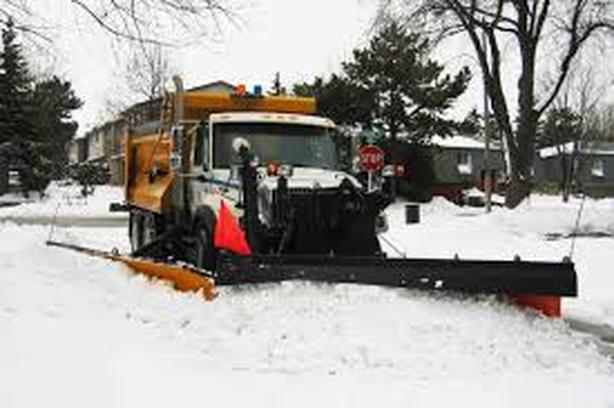 Commercial Snow Clearing Company