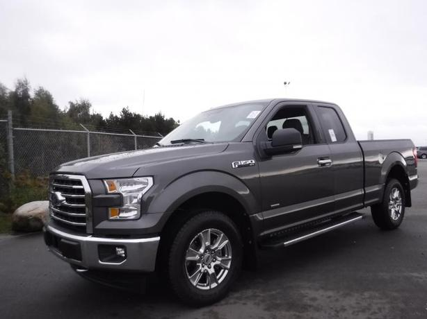 2017 Ford F-150 Ecoboost XLT SuperCab 6.5-ft. 4WD