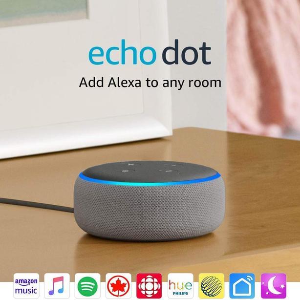 FOR-TRADE: Echo Dot 3rd Gen