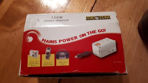150 W Power Inverter for New Zealand and Australia
